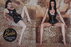 Tony_Ward_Erotica_photography_latex_dress_unshaven_Shannon_Niland_Taboo_magazine_AKA_Domina_Barbie_leopard_sofa