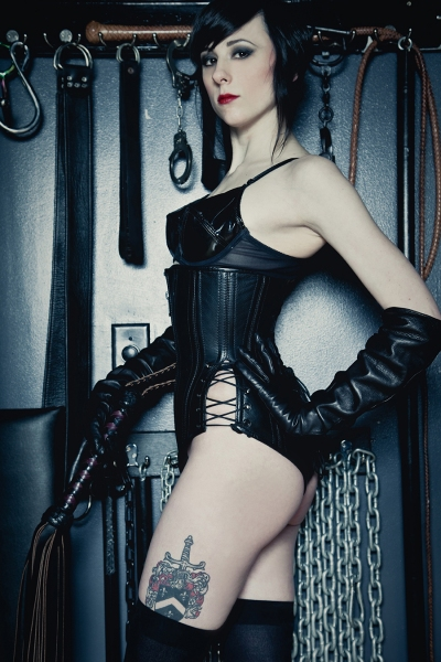Alejandra_Guerrero_Wicked_Women_book_project_kickstarter_dominatrix