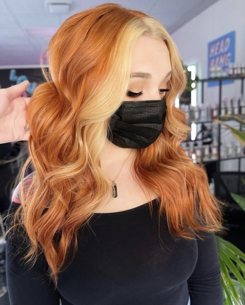 Gold_hair_dye