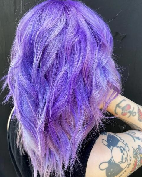 violet-hair