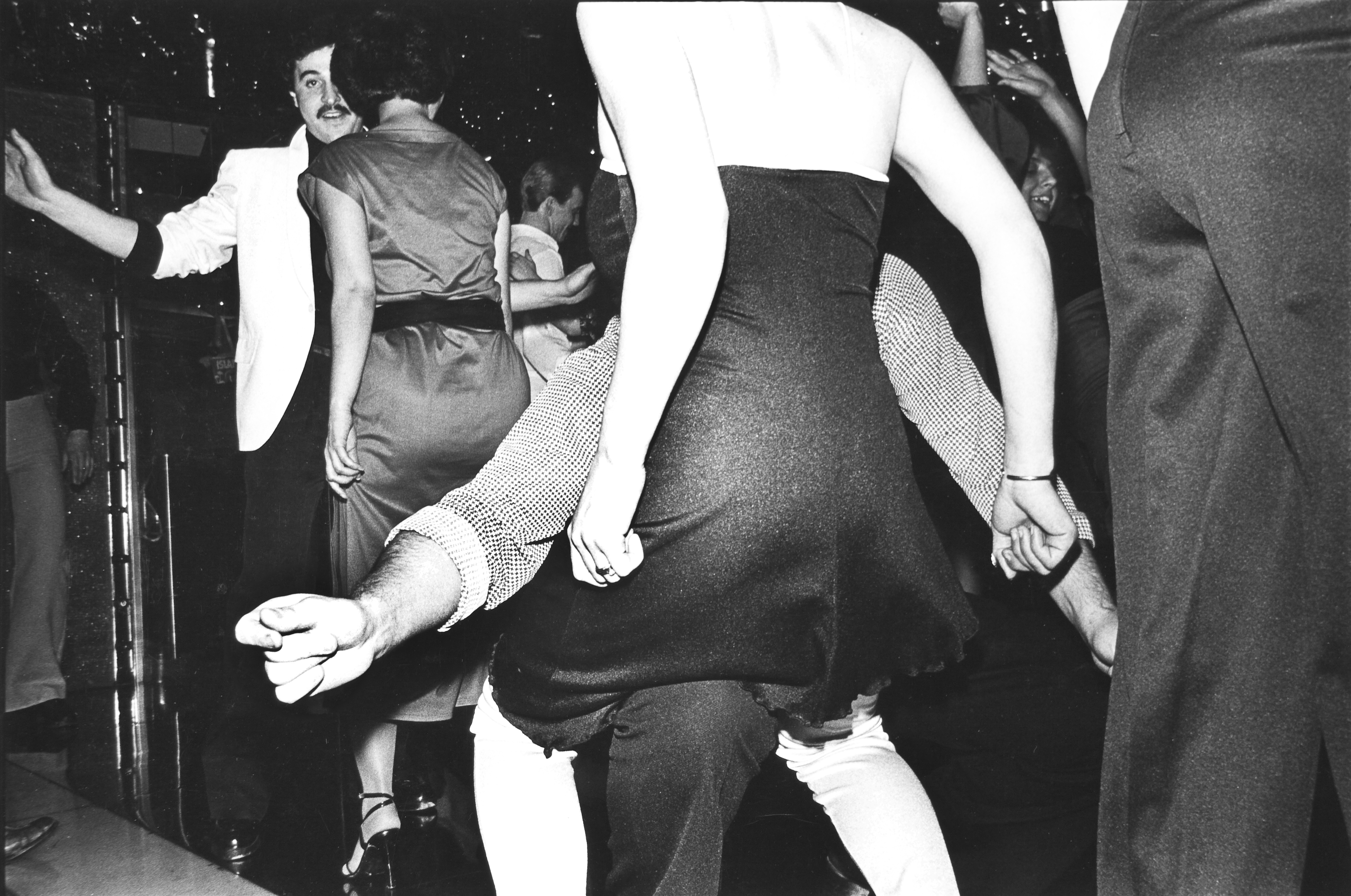 Tony_Ward_photography_early_work_Night_Fever_portfolio_1970's_erotic_dirty_dancing_couples_grinding