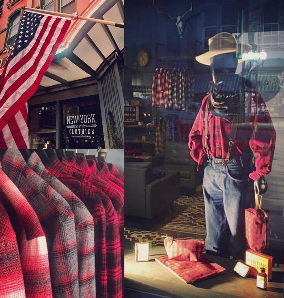 Old_School_Shirtmakers_New_York_flagship_store_Pendelton_Oregon