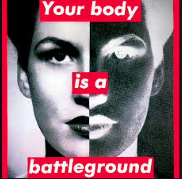 Barbara_Kruger_battleground